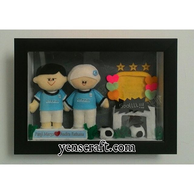 boneka couple jersey manchester city