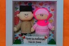 boneka couple lucu